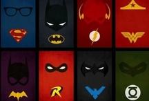 Superheroes / by Jessica Zuniga