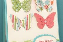 Butterfly cards / by Diane Field