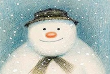 sNOwMan / by Angel Lace