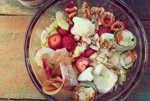 Food- Healthy! / by Ashton Hosta