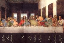 Last Suppers / by Jenna (Sweatt) Young