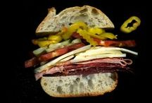Sandwiches / by Raylan White