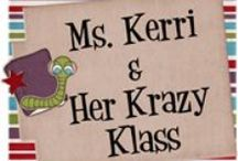 Ms. Kerri and Her Krazy Klass / All pins from my blog and Tpt store!