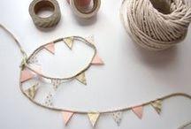 Washi tape wedding-masking tape voor de bruiloft / Washi tape, ook wel masking tape genoemd, kun je ontzettend goed gebruiken voor jullie bruiloft. Nog ook eens budgetvriendelijk! / by Wedspiration - leuke ideeen voor je bruiloft