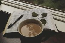 Books, Letters, and Coffee