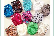 Cloth Diapers/Breastfeeding / by Jessica Lefebvre