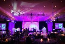 Austin Children's Shelter Gala / The Hilton Austin. www.ildlighting.com / by Intelligent Lighting Design (ILD Lighting)