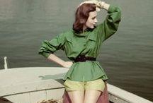 Vintage fashion 20s-70s