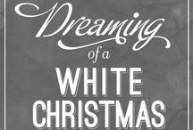 wHiTe cHriSTmaS / by Angel Lace
