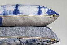 Pillows / Allo about pillons - coussins - oreillers - lin