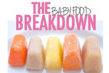Baby Food and Momma needs / by Jessica Lefebvre