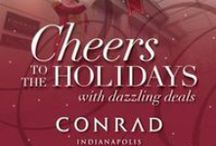 Exclusive Offers & Contests / by Conrad Indianapolis