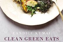 My Super Clean Green Life / by Candice Kumai