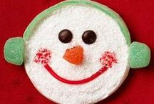 Christmas Cookies & Other Festive Foods