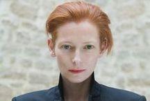 Tilda Swinton / actress Tilda Swinton