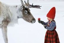 Christmas Magic / I will honour Christmas in my heart, and try to keep it all the year. - A Christmas Carol
