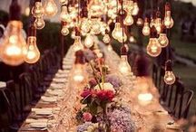 Valentine's Day Inspiration / A little snippet of love from past events makes for some illuminating Valentine's Day inspiration.