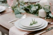 Eucalyptus on your wedding / Are you planning to use eucalyptus at your wedding ? Here you will find inspiration for the styling of your wedding.  Ben je van plan eucalyptus te gaan gebruiken op je bruiloft? Hier vind je inspiratie voor de styling van jouw bruiloft.
