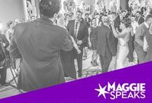 Wedding Entertainment / Maggie Speaks provides lively musical entertainment for your wedding reception. Please visit http://www.chicago-bands.com/weddings/ to learn more. #maggiespeaks #weddings #liveband