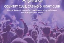 Country Club, Casino, and Night Club Entertainment / Maggie Speaks is the perfect headliner to bring excitement and energy to your venue. Please visit http://www.chicago-bands.com/band/maggie-speaks/ to learn more. #maggiespeaks #livemusic #entertainment