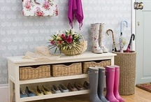 Organisation / Ideas on how to have a more organised (organized) home.