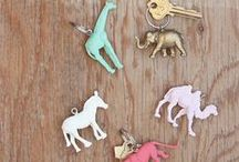 Be Crafty / DIY, around the home, and helpful tips. / by Amelia Bayless