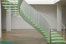 Cool Staircases / by Vicki VanValkenburgh