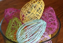 Easter / A collection of Easter inspired crafts and recipes!