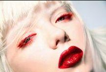 Belleza en Color Rojo