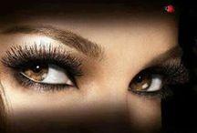 Ojos  / Ojos Maquillados para deslumbrar
