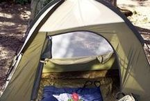 Summer Camping / by Julie Jackson