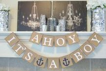 Party Planning-Baby Shower / by Leah Pagh