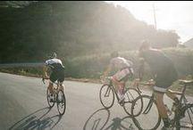 Cycling / by Ryan Teixeira