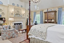 Cozy Elegant Bedrooms / by CozyElegantDesign.blogspot.com