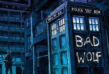 Doctor Who & Sherlock / by SavingKalice