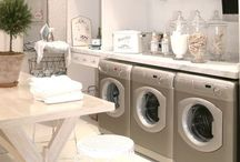 Home- Laundry room / by Julie Jackson