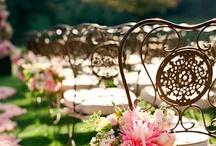 Casamento e cerimônias / by Kaliss Soares