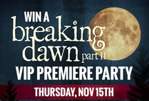 Breaking Dawn Pt. 2 Premiere Party