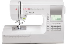 Sewing - Machine and Tools