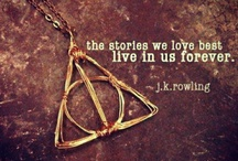 Harry Potter / by SavingKalice