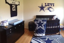 Dallas Cowboys Nursery / by Ashley Nguyen