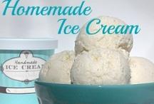 Ice Creams, Sorbets & Frozen Dessertst / by Faye Gibson