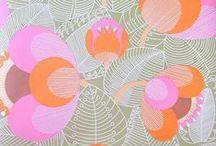 Patterns / Prints / Pantones / by Sarah Denning