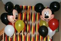 Levis first birthday mickey mouse / by Ashley Nguyen