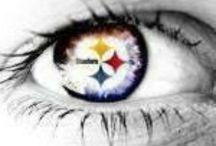 Steelers / by Becki Himes-Hacker