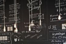 RESTAURANT + CAFÉ LIGHTING - INSPIRATION
