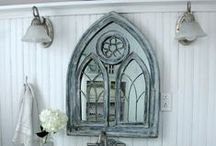 Gothic Style Decor / Gothic furniture is characterized by ornate, unique artwork that contains the same elements found in Gothic architecture. This architectural style is associated with church design, and Gothic furniture was created to complement it.