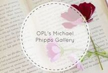 OPL's Michael Phipps Gallery / The Michael Phipps Gallery is located at Omaha Public Library's Main Branch at 215 S. 15th St., Omaha, NE.