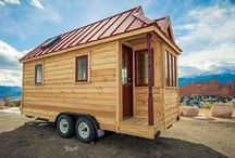 Tiny Homes / by Home Energy