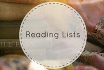 Reading Lists / Find out which books are hot this season!